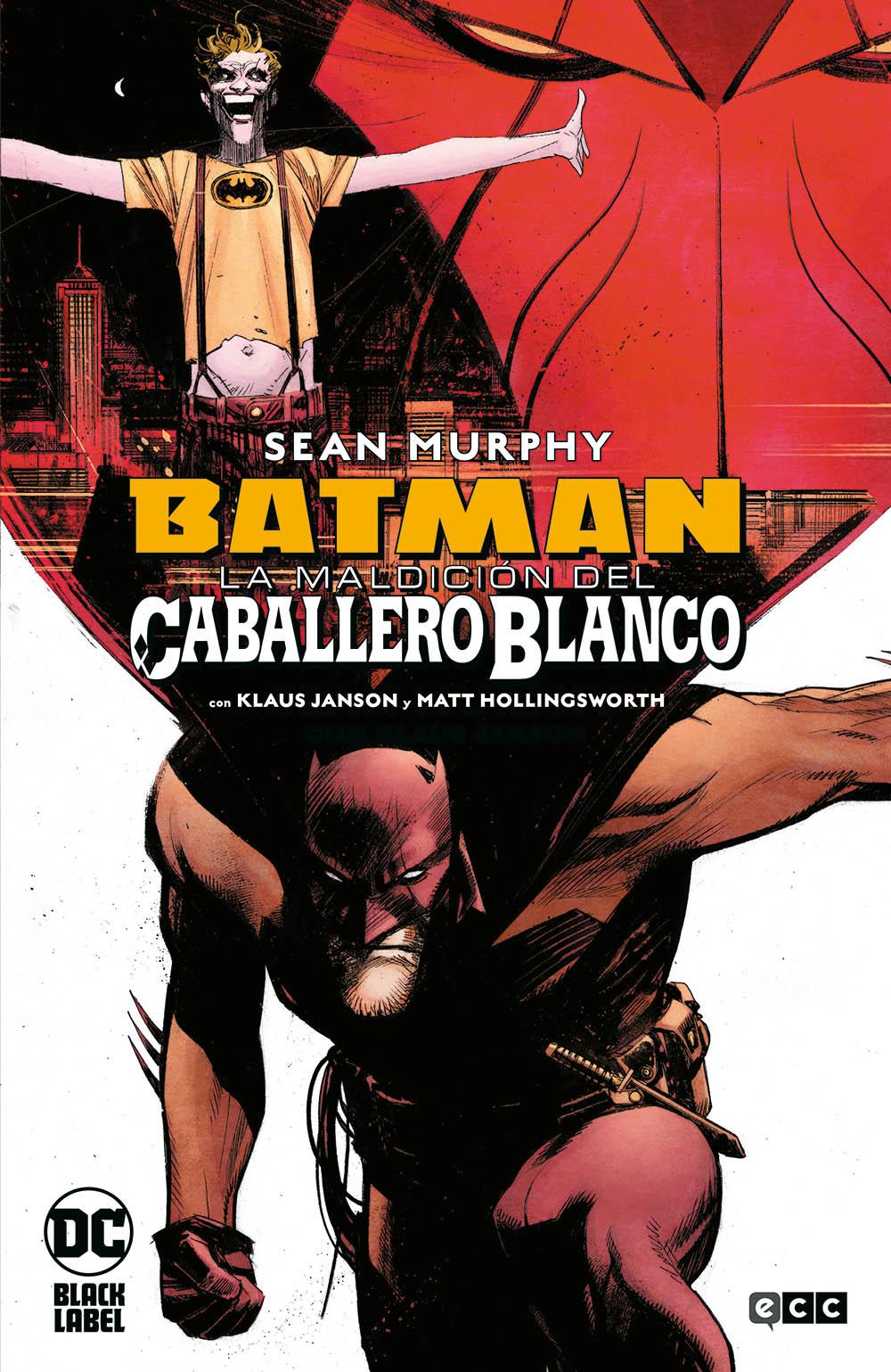 Reseña de Batman: La maldición del Caballero Blanco