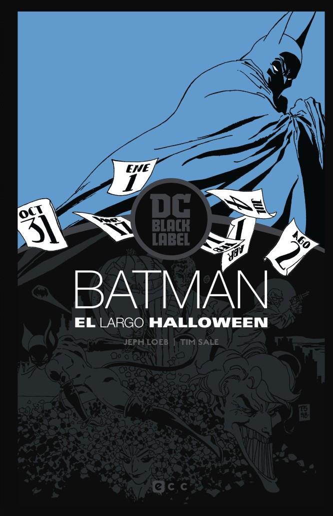 Reseña Batman: el largo Halloween