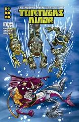 Las nuevas aventuras de las Tortugas Ninja núm. 05