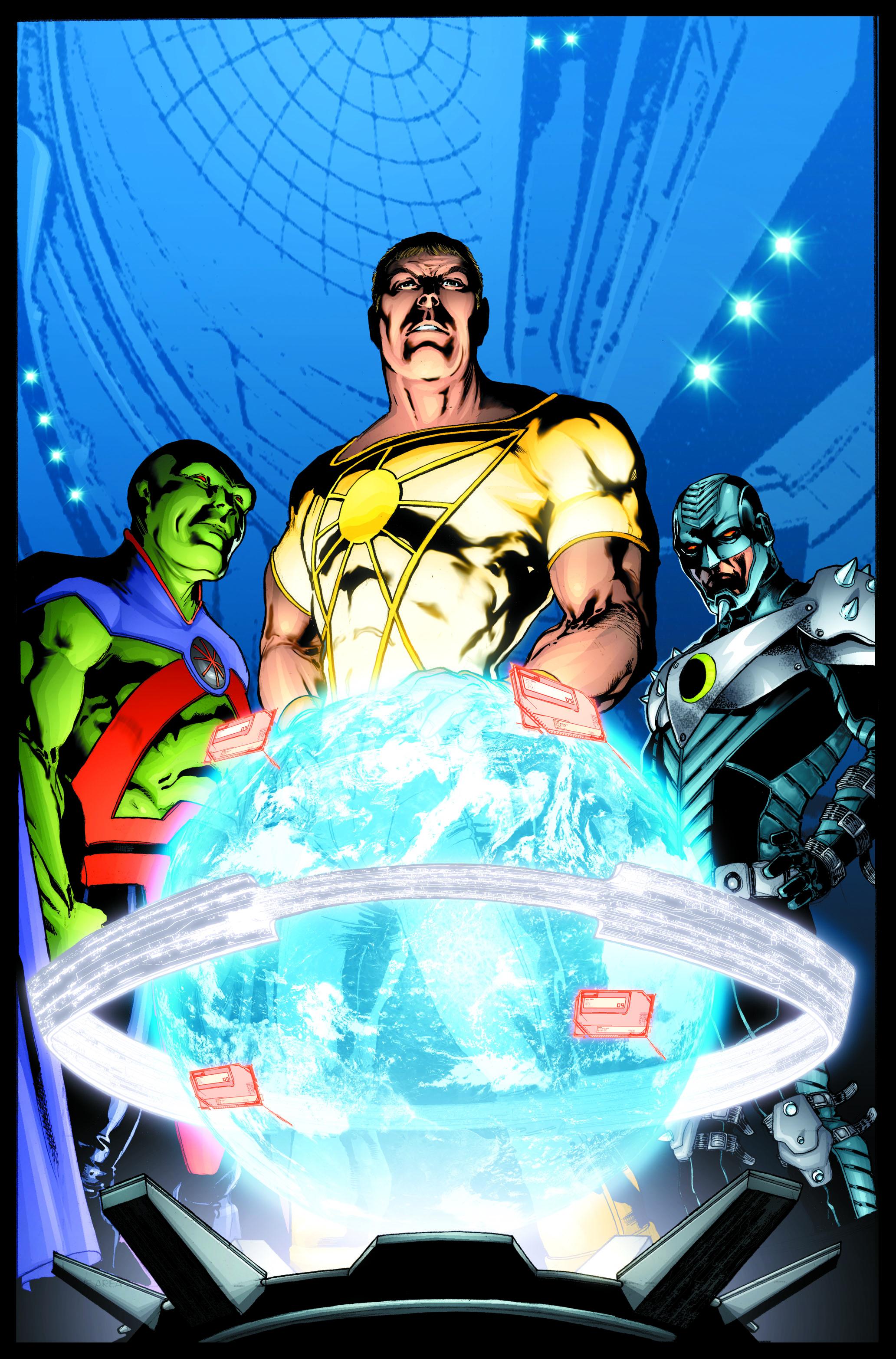 Post Oficial - Nuevo Universo DC Stormwatch_1(imatge)