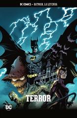 Batman, la leyenda núm. 58: Terror