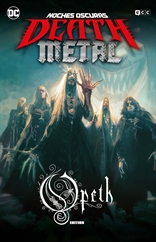 Noches oscuras: Death Metal núm. 4 (Opeth Band Edition) (Cartoné)