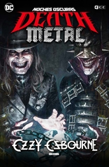 Noches oscuras: Death Metal núm. 07 de 7 (Ozzy Osbourne Band Edition) (Rústica)