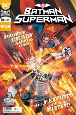 Batman/Superman núm. 16